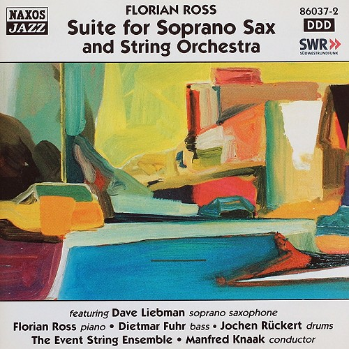 Suite for Soprano Sax & String Orchestra (feat. David Liebman), 1999